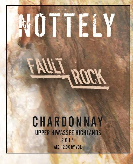 Nottely Wines Upper Hiwassee Chardonnay Release April, 13, 2018